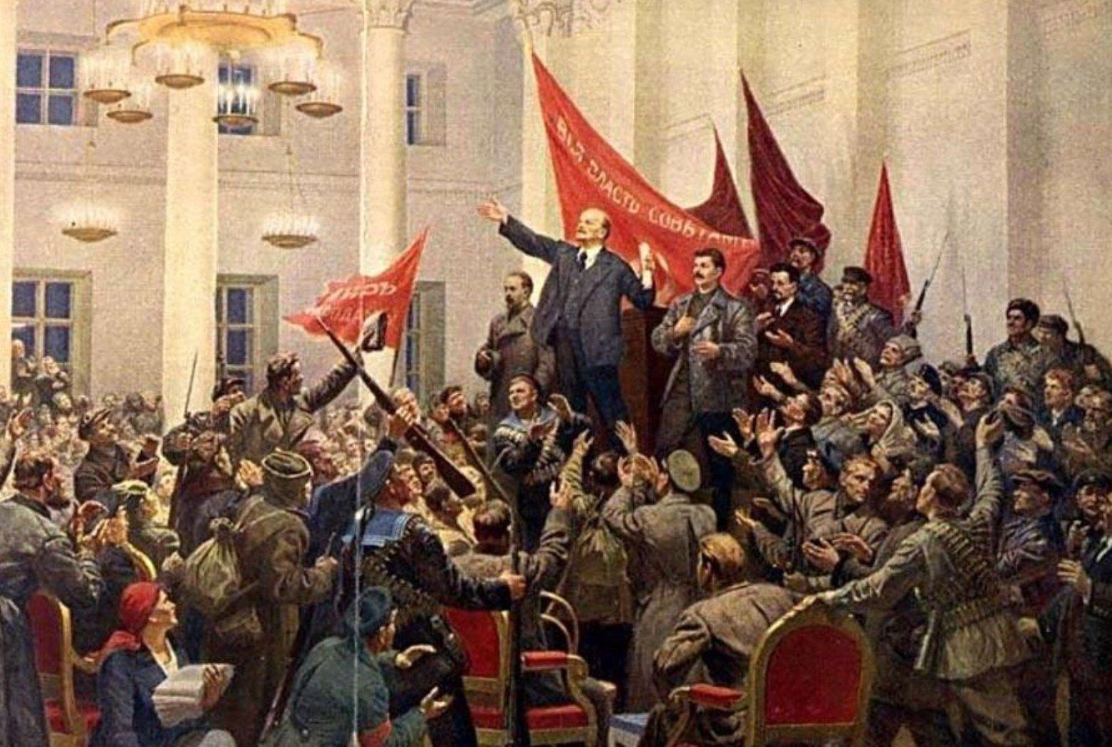 Kỷ niệm 103 năm Cách mạng Tháng Mười Nga (07/11/1917- 07/11/2020): Những giá trị vững bền